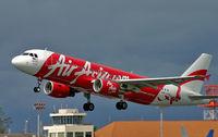 9M-AHM @ WADD - Air Asia - by Lutomo Edy Permono
