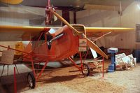 N7145 - Curtiss-Wright Robin at the Iowa Aviation Museum, Greenfield IA