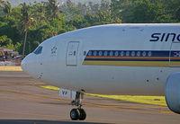 9V-SVF @ WADD - Singapore Airlines - by Lutomo Edy Permono
