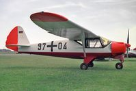 G-APVF @ EGTC - Putzer Elster B at the 1994 PFA Rally, Cranfield Airport.. - by Malcolm Clarke