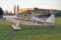 G-BBUG photo, click to enlarge