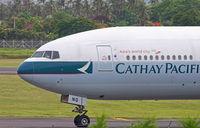 B-HNQ @ WADD - Cathay Pacific - by Lutomo Edy Permono