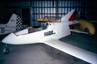 N3225H - Bede (Walter) BD-5-B at the Airpower Museum, Ottumwa IA