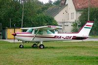 HA-JDK @ LHUD - Szeged Airport - by Attila Groszvald-Groszi