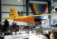 N292E - Curtiss-Wright Robin J-1 on floats at the Heritage Halls, Owatonna MN