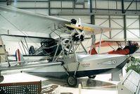 N194M - American Aeronautical (Savoia-Marchetti) S.56B at the Heritage Halls, Owatonna MN