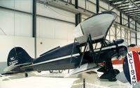 N330TC - Waco ZKS-6 at the Heritage Halls, Owatonna MN
