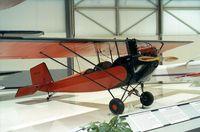 N12938 - Pietenpol (Sampson) Aircamper at the Heritage Halls, Owatonna MN