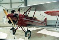 N954V - Fairchild (Kreider-Reisner) KR-21 at the Heritage Halls, Owatonna MN