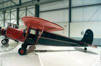 N13191 - Fairchild 24 C8 at the Heritage Halls, Owatonna MN