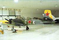 N22591 - Nanchang CJ-6A at the American Wings Air Museum, Blaine MN