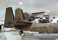 N134AW - Grumman OV-1C Mohawk at the American Wings Air Museum, Blaine MN