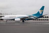 A4O-BS @ OOMS - Oman Air Boeing 737-700