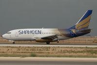 AP-BIK @ OOMS - Shaheen Air Boeing 737-200