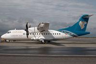 A4O-AS @ OOMS - Oman Air ATR42