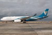 A4O-DC @ OOMS - Oman Air Airbus 330-200