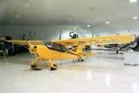 N9756E - Aeronca 11AC at the American Wings Air Museum, Blaine MN