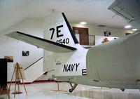 N8114Z - Grumman S2F-1 Tracker at the American Wings Air Museum, Blaine MN