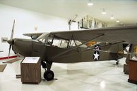 N9060K - Taylorcraft DCO-65 at the American Wings Air Museum, Blaine MN