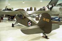 N1282A - Aeronca O-58B at the American Wings Air Museum, Blaine MN