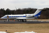N129MH @ KBUY - Waiting for some executives on the ramp. - by Jamin