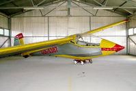 HA-5387 @ LHSS - Szolnok-Szandaszölös Airfield - by Attila Groszvald-Groszi