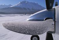 LN-MMM @ LSZS - Sundt Air Beech 200 King Air - by Thomas Ramgraber-VAP