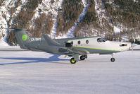 LX-SKY @ LSZS - LuxemBird Pilatus PC12