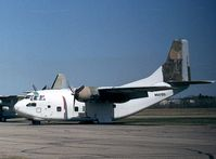 N681DG @ KANE - Fairchild C-123K Provider at Anoka County Airport, Blaine MN