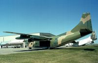 N4254H @ KANE - Fairchild C-123K Provider 'The Cat House' at Anoka County Airport, Blaine MN