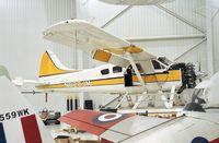 N622JM - DeHavilland Canada DHC-2 Beaver AL.1 at the Polar Aviation Museum, Blaine MN