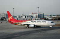 B-5365 @ ZBAA - BOEING 737-800WL - by Dawei Sun