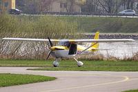 D-MCKP @ EDMV - Airport Vilshofen - by Tomas Milosch