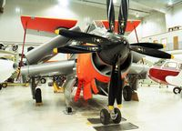N752XT - Fairey Gannet T.5 at the Polar Aviation Museum, Blaine MN