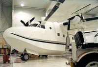 N888AC - Grumman HU-16 Albatross at the Polar Aviation Museum, Blaine MN
