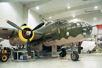 N3155G - North American TB-25N Mitchell at the Polar Aviation Museum, Blaine MN
