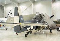 N93818 - Grumman (General Motors) TBM-3E Avenger at the Polar Aviation Museum, Blaine MN