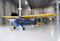 N37280 - Interstate S-1A Cadet at the Golden Wings Flying Museum, Blaine MN