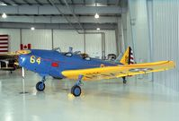 N55406 - Fairchild M-62A-4 (PT-19 Cornell) at the Golden Wings Flying Museum, Blaine MN