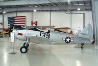 N64097 - Fairchild (Howard) M-63C (PT-23A) at the Golden Wings Flying Museum, Blaine MN
