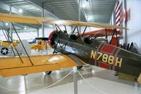 N788H - Stearman 6L at the Golden Wings Flying Museum, Blaine MN