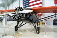 N377M - Curtiss-Wright Travel Air A-6000-A at the Golden Wings Flying Museum, Blaine MN