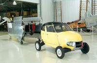 N101D - Taylor Aerocar One in road-configuration at the Golden Wings Flying Museum, Blaine MN