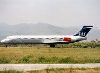 LN-RMP @ LEBL - Ready for take off - by Shunn311