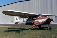 N7015B @ KANE - Piper PA-22-150 Tri-Pacer at Anoka County Airport, Blaine MN