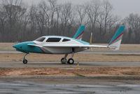 N131MM @ DTN - Take off runway 14 - by Carl Hennigan