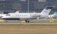 LZ-YUM @ LOWW - Air Lazur - by Wolfgang Kronfuss