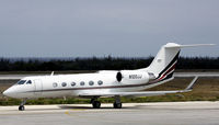 N120JJ @ TNCC - Taxing for departure. - by Levery