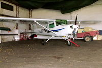 HA-SJG @ LHFH - Farkashegy Airfield - Hangar - by Attila Groszvald-Groszi