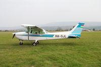 HA-SJL @ LHFH - Farkashegy Airfield Hungary - by Attila Groszvald-Groszi